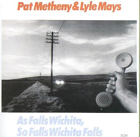 AS FALLS WICHITA SO FALLS WICHITA BY METHENY,PAT (CD)